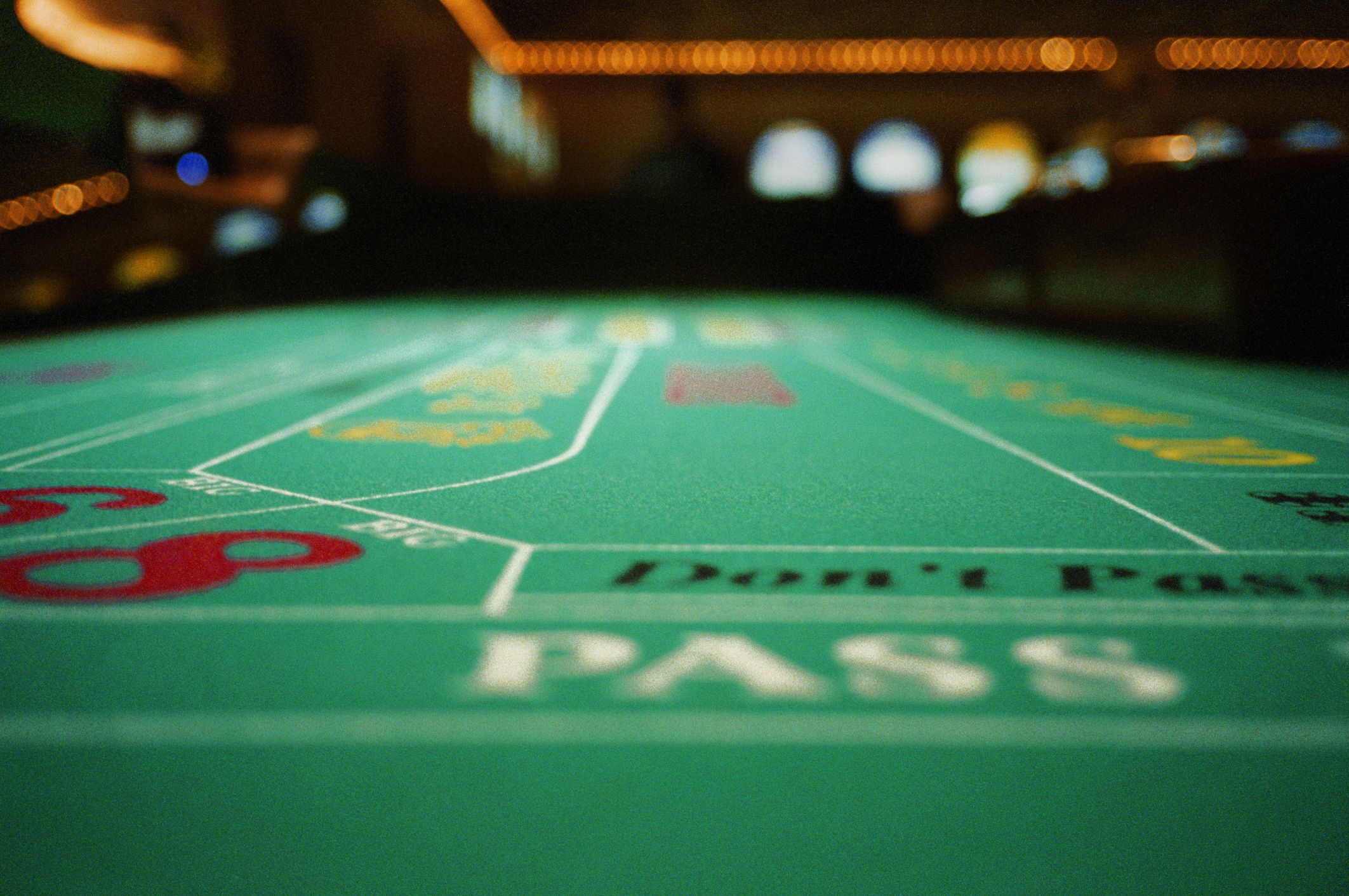 Casino Table hire London Craps Table