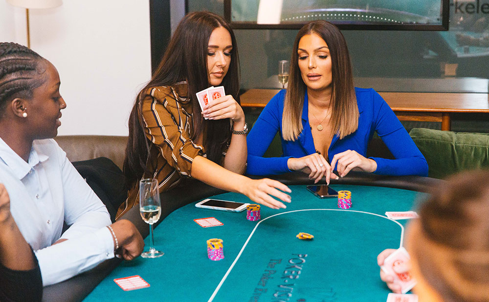 Hire a casino for your next charity fundraiser!