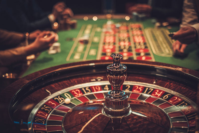 Christmas party to plan? Lucky for you, casinos are a winner!